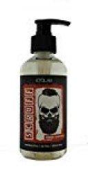 Etolab - Champú para barba. Fórmula delicada, elimina impurezas y olores (2x250 ml)
