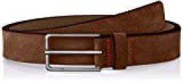 HUGO Golia-SD_sz30 Cinturón, Marrón (Dark Brown 209), 95 (Talla del fabricante: 80) para Hombre
