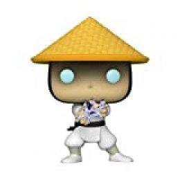 Funko- Pop Games: Mortal Kombat-Raiden Collectible Toy, Multicolor (45111)