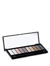 FIND - Midnight Queen - Paleta de sombras de ojos de 10 tonos n.1