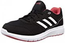 adidas Duramo Lite 2.0, Zapatillas para Correr para Hombre, Core Black/FTWR White/Glory Red, 42 EU