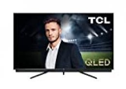 TCL 55C815 - Televisor Smart TV 4 K UHD (55 pulgadas, HDR 10, Micro Dimming Pro, Android TV, Alexa, Google Assistant)