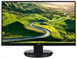 Acer Monitor K222HQLbid 55cm (21.5'') 5ms 100M:1 ACM 200nits LED HDMI DVI EURO/UK EMEA MPRII Black Acer EcoDisplay