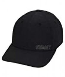 Hurley M DF Hurricane Onshore Hat Gorra, Hombre, Black, 1SIZE