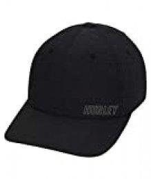 Hurley M DF Hurricane Onshore Hat Gorra, Hombre, Black, 1SIZE