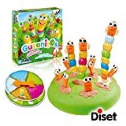 Diset - Gusanitos
