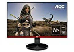 "AOC G2590VXQ - Monitor de 24.5"" 75 Hz Full HD (1920 x 1080 Pixeles, Altavoces, 1 ms, FreeSync, Flickerfree , Shadow Control, Displayport, HDMI)"