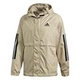adidas BSC 3s Wind Jkt Chaqueta de Deporte, Hombre, Savannah, S