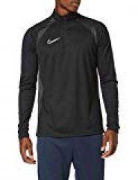 Nike M Nk Dry Acdmy Dril Top Smr - Camiseta de Manga Larga para Hombre, Hombre, AQ1245, Black/Anthracite/(White), Small