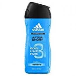Adidas After Sport Gel de ducha para Hombre - 400 ml.