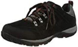 Columbia Peakfreak Venture S II Mid, Zapatos Impermeables para Hombre