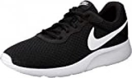 Nike Tanjun, Zapatillas de Running para Hombre, Negro (Black/White 011), 42 EU