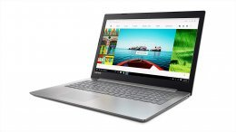 "Lenovo Ideapad 320-15ISK - Ordenador Portátil 15.6"" HD (Intel Core i3-6006U, RAM de 4 GB, HDD de 500 GB, Intel HD Graphics 520, Windows 10 Home) Gris - Teclado QWERTY Español"