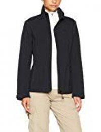 Schöffel Softshell Jacket Tarija Chaqueta, Otoño-Invierno, Mujer, Color Negro, tamaño 44