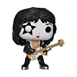 Funko- Pop Vinilo: Kiss: Starchild Figura Coleccionable, Multicolor, Estándar (28504)