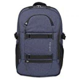 """Targus Urban Explorer Laptop - Mochila de 24 litros Ideal para desplazamientos, actividades al aire libre, excursiones, ciclismo y viajes de fin de semana, para portátiles de hasta 15.6 """"- Azul"""