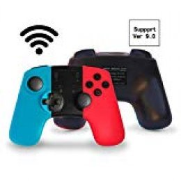 JFUNE Wireless Pro Controller for Nintendo Switch, Mando Pro Controller Controlador Mando Inalámbrico Gamepad Bluetooth Controller