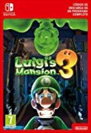 Luigi's Mansion 3 Standard | Nintendo Switch - Código de descarga