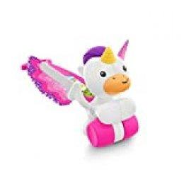 Fisher-Price - Correpasillos unicornio Andador bebés +1 año (Mattel GCV72)