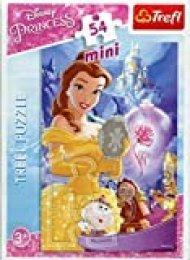 Puzzle 54 Mini Disney Ksiezniczki Bella