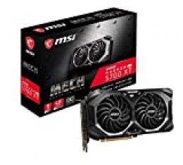 MSI Radeon RX 5700 XT Mech OC - Tarjeta gráfica Enthusiast (256 bits, 8 GB GDDR6, HDMI, DP, PCI Express 4.0)