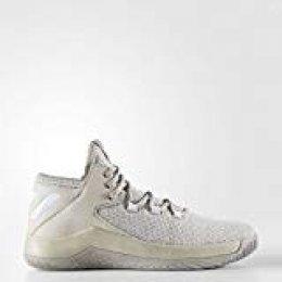 Adidas Rise Up, Zapatillas de Baloncesto para Hombre, Beige/(Marcla/Ftwbla/Marsua) 000, 40 EU