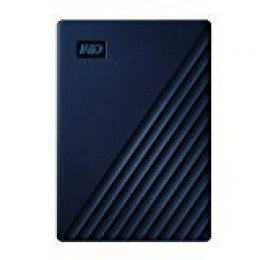 Disco Duro portátil My Passport WD para Mac de 4TB - Preparado para Time Machine y con protección Mediante contraseña