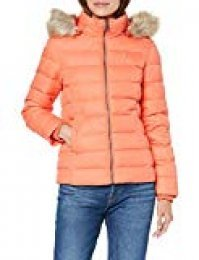 Tommy Jeans Mujer Essential Hooded Down Jacket Chaqueta