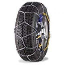 Michelin 92308 Cadenas de nieve, M1 Extrem Grip 60, compatibles ABS y ESP , TÜV/GS y ÖNORM, 2 piezas