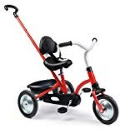 Smoby 740800 Triciclo Zooky, Rojo