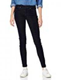 Pepe Jeans Pixie New Wave Vaqueros Skinny, Azul (1o0z Wavy Stripe Denim 000), 27W / 32L para Mujer