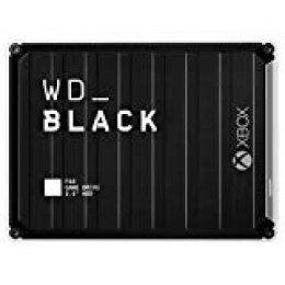 WD BlackP10 - Game Drive de 3 TB para acceder en cualquier momento a tu biblioteca de juegos de Xbox