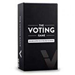 The Voting Game Juego de Cartas Juego para Fiesta sobre Tus Amigos
