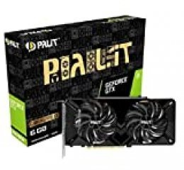 Palit GeForce GTX 1660 Super Gaming Pro Overclocking