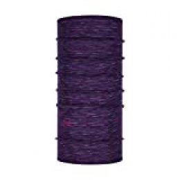 Buff Purple Gorro Lana Merino Lightweight, Unisex Adulto, Talla única