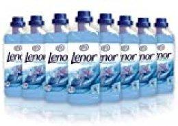 Lenor Suavizante 208 lavados, Maxi Formato 8 x 26 lavados Despertar primaveral