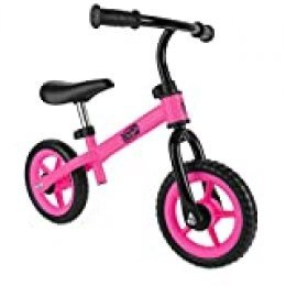 Xootz Equilibrio Bicicleta–Azul, Color Rosa, tamaño Talla 3