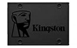 "Kingston A400 SSD SA400S37/480G - Disco duro sólido interno 2.5"" SATA 480GB"