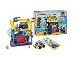 SUPERTHINGS RIVALS OF KABOOM- Figuras coleccionables (MagicBox PSTSP112IN40)