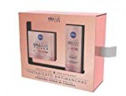 NIVEA Hyaluron Cellular Filler, pack tratamiento antimanchas con ácido hialurónico, caja de regalo con crema de día con FP30 (1 x 50 ml) y sérum facial (1 x 30 ml)