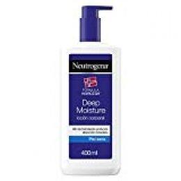 Neutrogena Loción Corporal Hidratación Intensa (Piel Seca) - 400 ml.