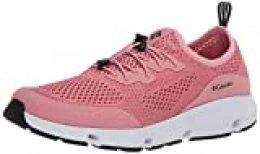 Columbia Vent, Zapatillas Deportivas para Mujer, Rosa (Canyon Rose, Black 616), 41 EU
