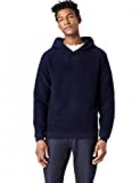 Marca Amazon - find. Wool Mix, Sudadera de Punto con Capucha Hombre