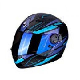 Scorpion 49 - 285 - 66 - 04 exo-490 Nova black-blue M