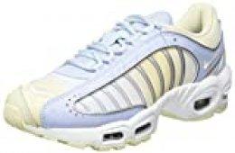 Nike W Air MAX Tailwind IV LX, Zapatillas para Correr para Mujer, Hydrogen Blue/Hyper Blue/Summit White, 38.5 EU