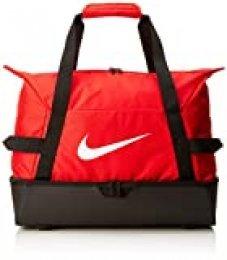 Nike Nk Acdmy Team L Hdcs Gym Duffel Bag, Unisex Adulto, University Red/Black/(White), MISC