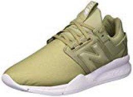 New Balance 247v2, Zapatillas para Mujer, Verde (Covert Green/Thistle OB), 41 EU