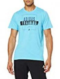 adidas Freelift_19 tee 360 A19 Badge Graphic, Hombre