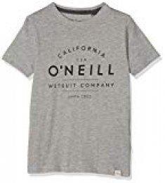 O 'Neill Camiseta de niño Tees, niño, T-Shirt, Cuerpo A Cuerpo De Plata, 116