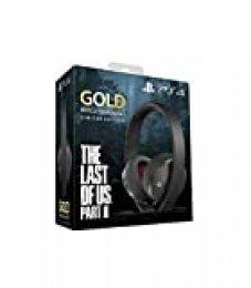 Sony - Wireless Headset, edición Limitada The Last of Us Parte II, color gold (PS4)